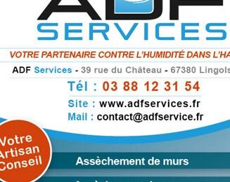 Flyer ADF services