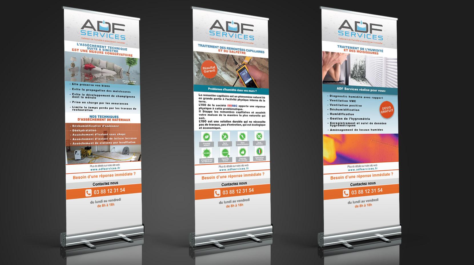 Rollups ADF services