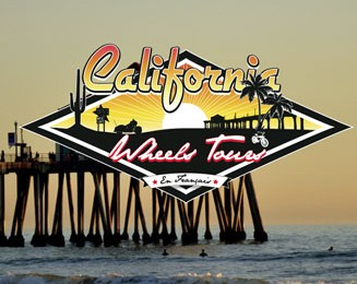 Site Internet California Wheels Tours