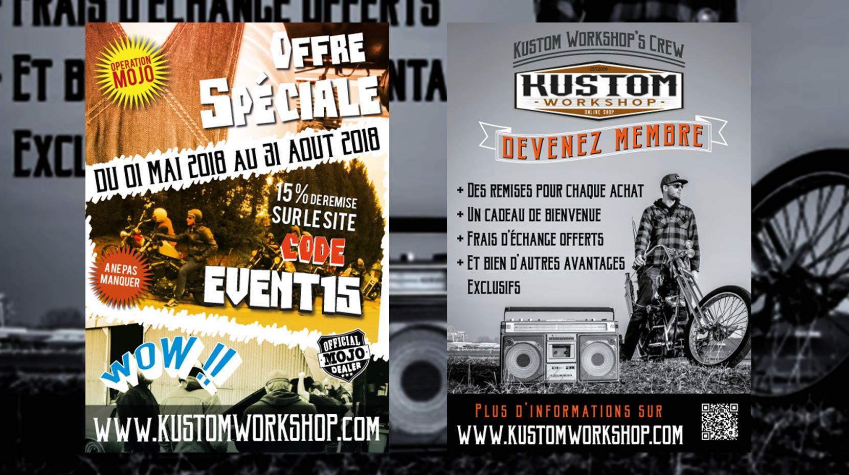 KWS 2018 event flyer