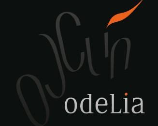 Cartes de visite / flyer et illustration Odelia