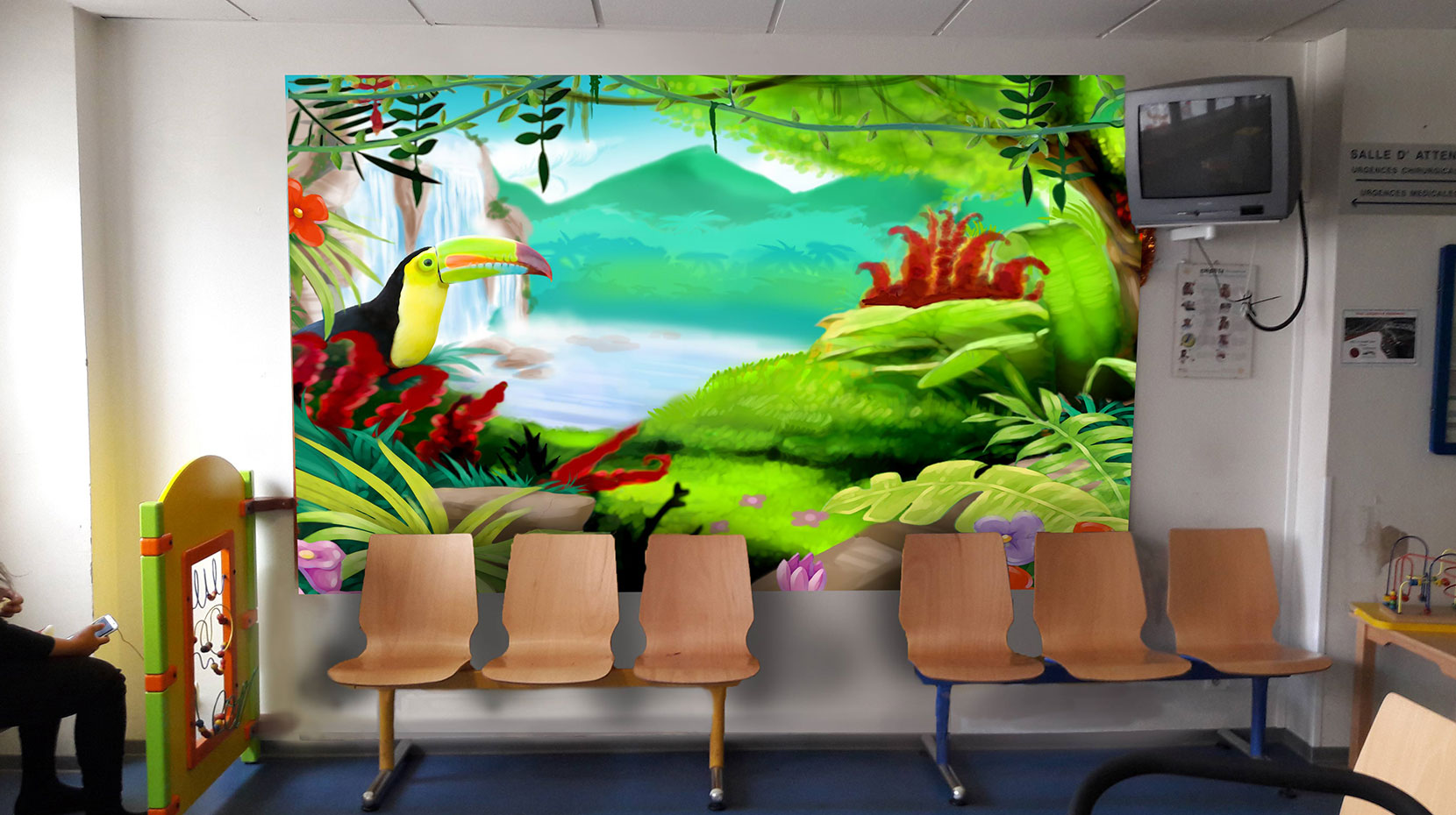 Visuel pour Urgences pédiatriques hautepierre – Strasbourg